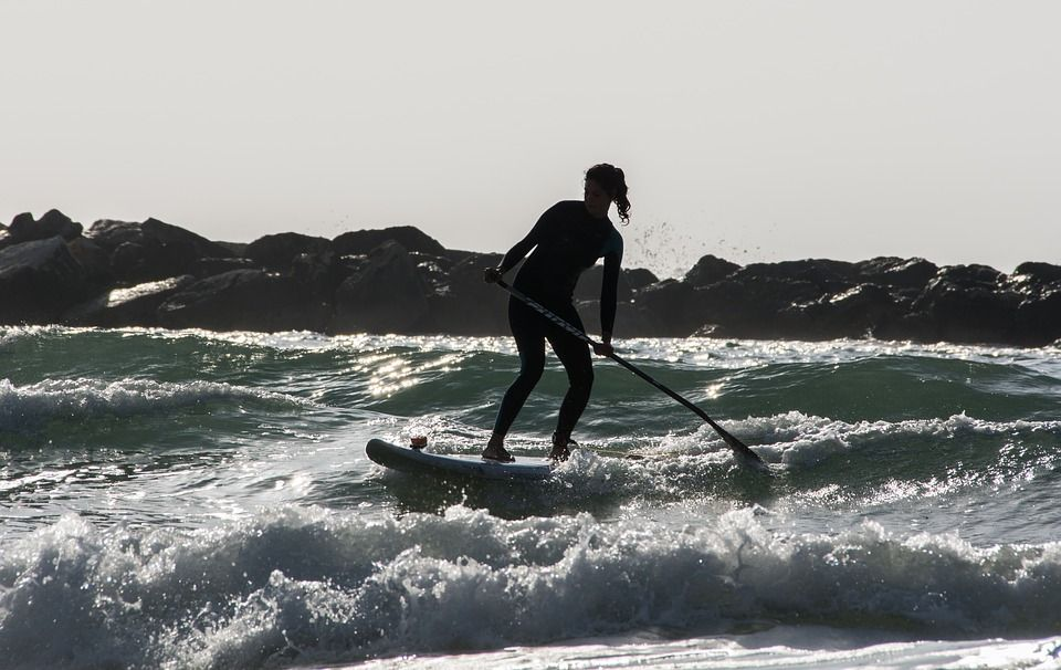 Beneficios de practicar Paddle Surf